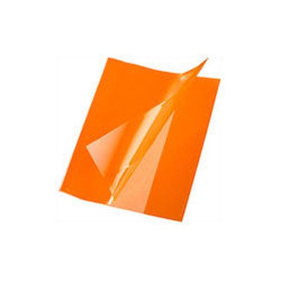 Immagine di Copertina per quaderni A5 180 micron arancio