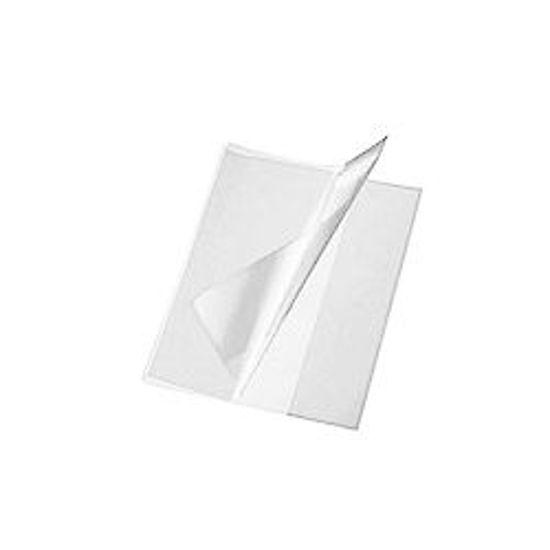 Immagine di Copertina per quaderni A5 180 micron bianca