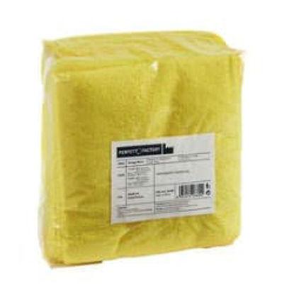 Immagine di Panno Multiuso in microfibra giallo